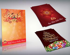 Yeni Yıl Broşür Tasarımı