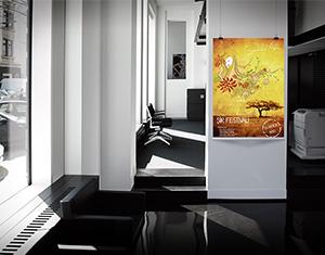 Sonbahar Aşkı Poster Tasarımı