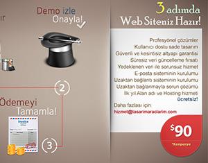 Web Popup Tasarımı