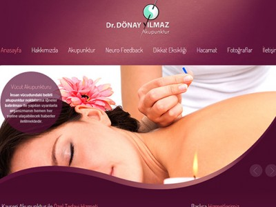 Dr. Dönay Yılmaz Akupunktur Merkezi Kayseri